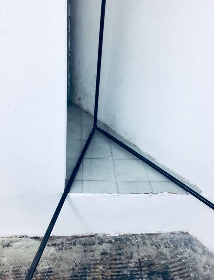 Filippo Manzini, MARS Milano - Site Specific Installation, 2018
