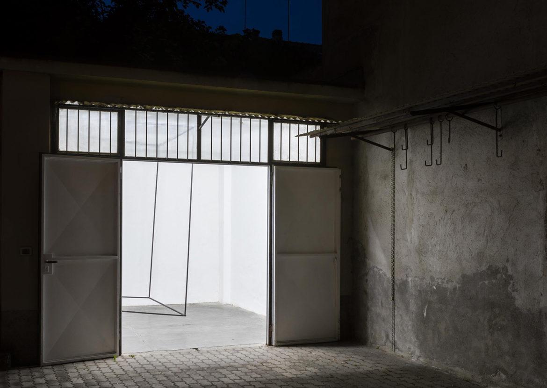 Filippo Manzini , MARS 2018 - Site Specific Installation
