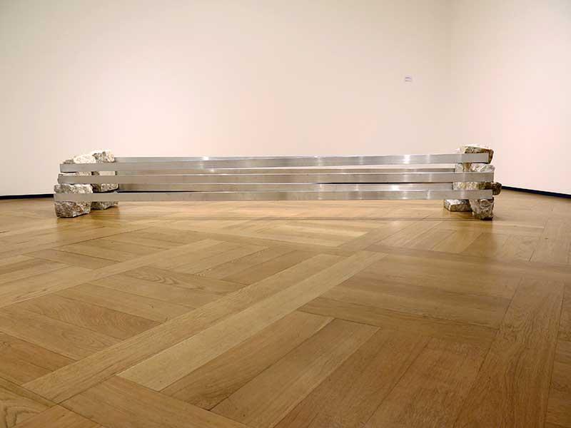 Equilibrium - an idea for italian sculpture - Galleria Mazzoleni , Londra